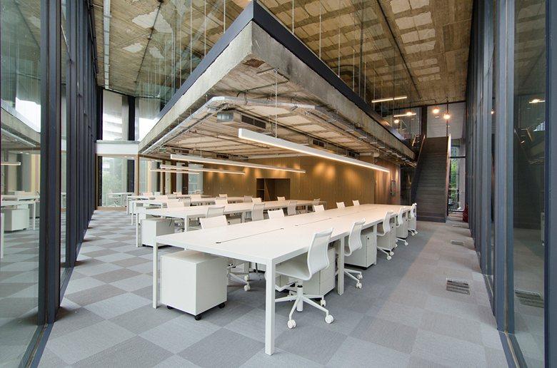 Mediapro Offices / Barcelona