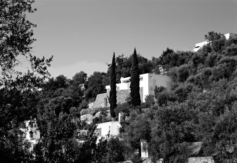 villa A | Studiorossi + secco