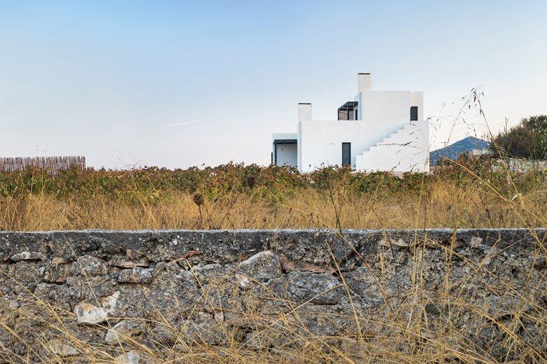 Kampos House in Paros island
