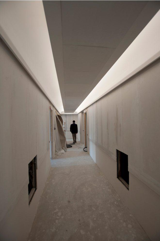 Interior design hotel - historical center of Naples - Italy