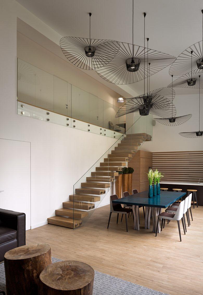 Contemporary family house CUBE