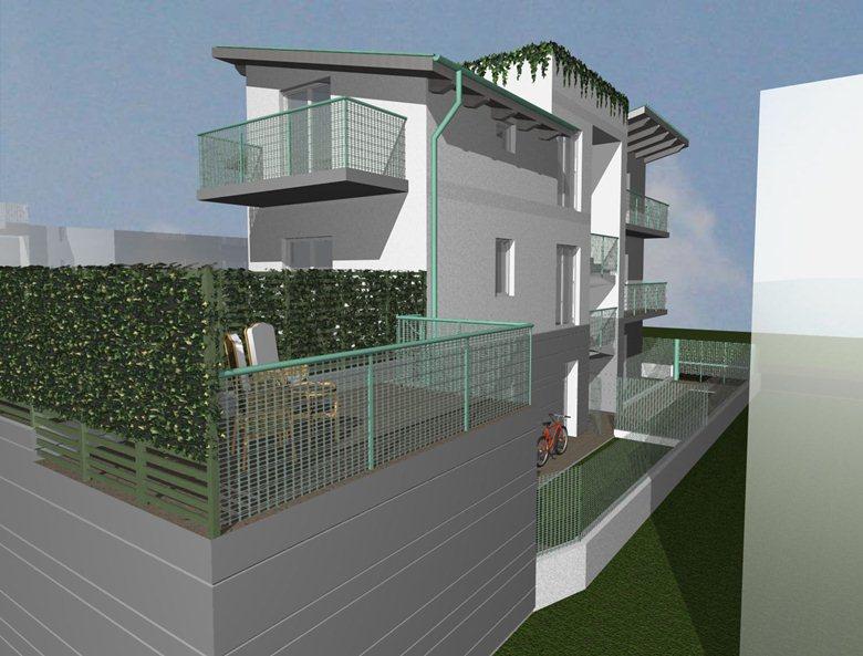 complesso residenziale a Curno