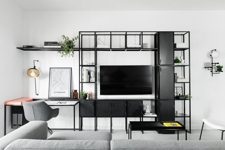 J3 - Apartment Design for a couple