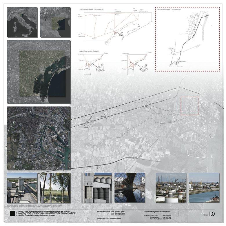 RED LINE - progetto urbano