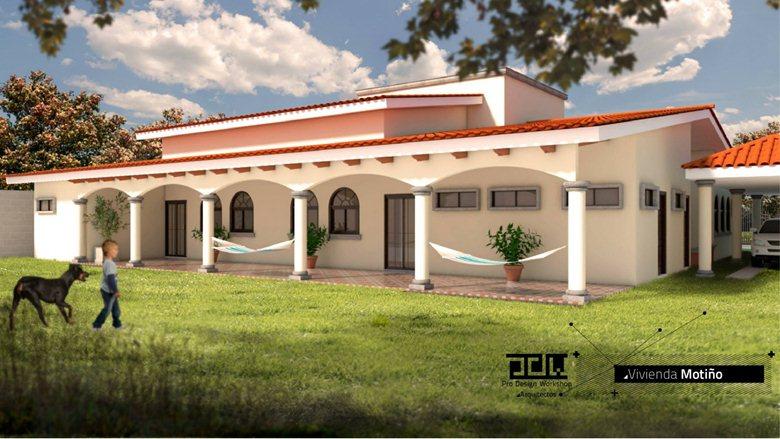 Motiño House