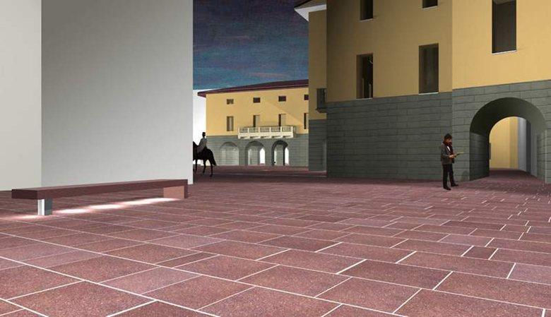 Recupero di tre immobili comunali con realizzazione di un museo della città e sistemazione Piazza Zanardelli, Chiari (BS)