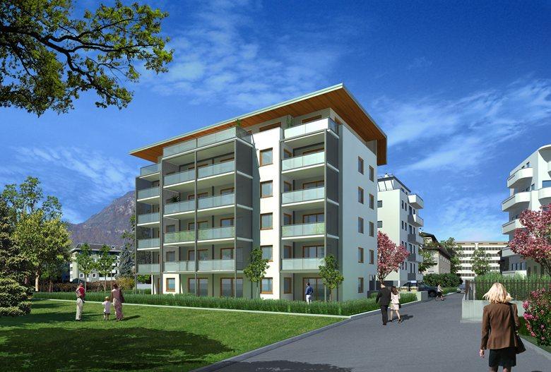 MORGENSTERN Bolzano _ individual residences