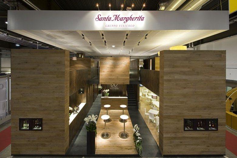 Vinitaly Stand - Cantina Santa Margherita