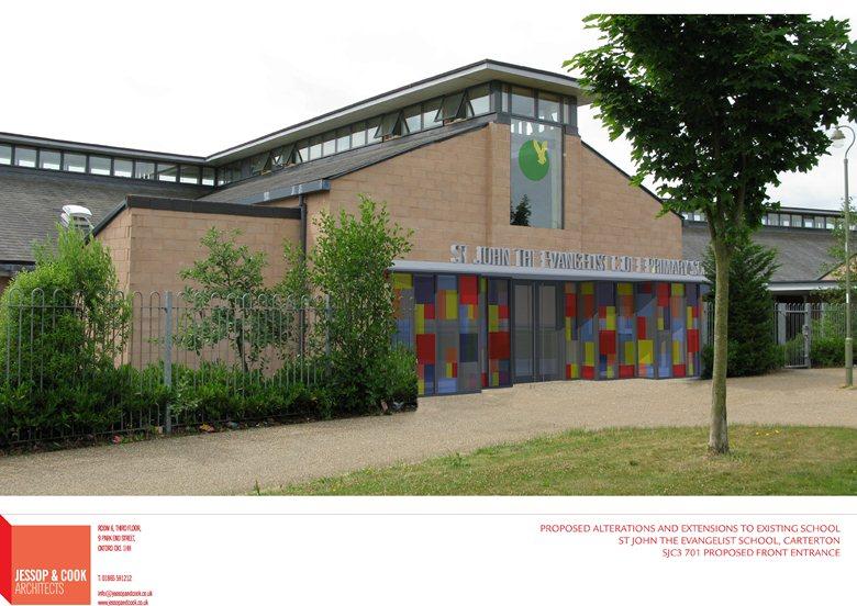 St John The Evangelist School, Carterton