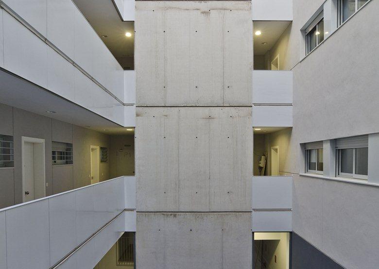 53 social Housing Building