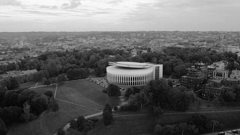 Vilnius National Concert Hall TAUTOS NAMAI. Project proposal.