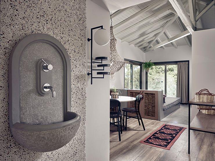 'Nature Inside' suites