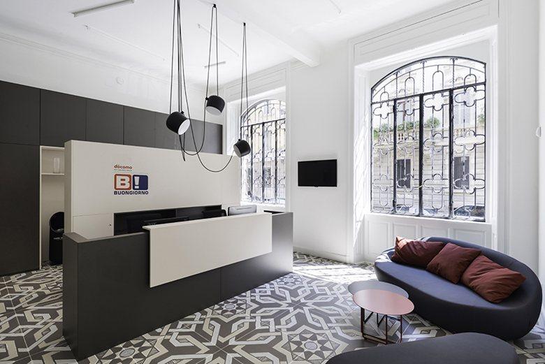 buongiorno B!_office renovation