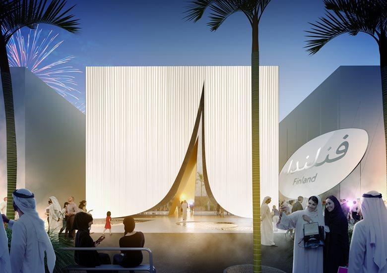 Finland Pavilion at Expo 2020 Dubai