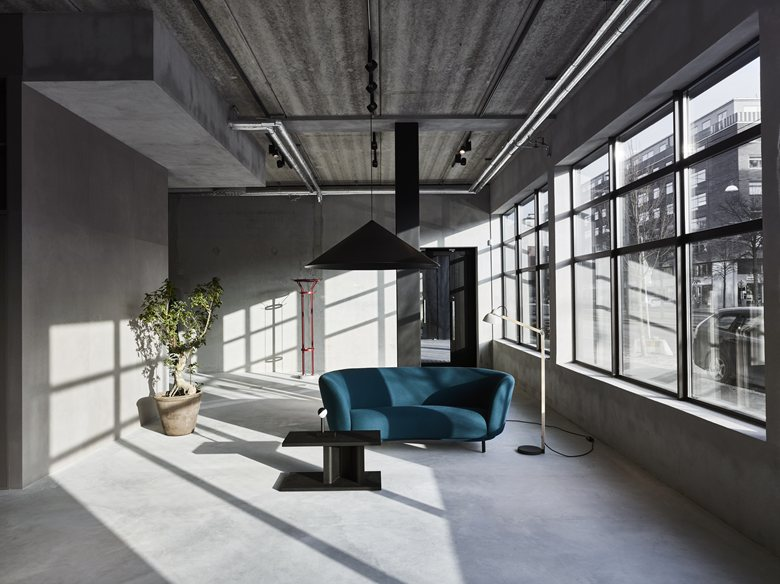 Massproductions + Wästbergs Showroom