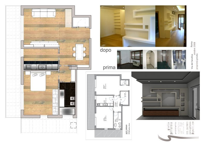 appartamento all'EUR