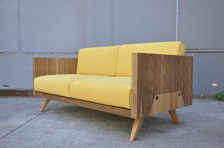 Buttons sofa