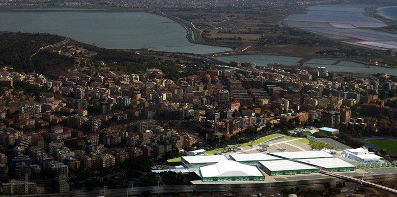 Riqualificazione Complesso ''Fiera Internazionale della Sardegna'' - 3° classificato