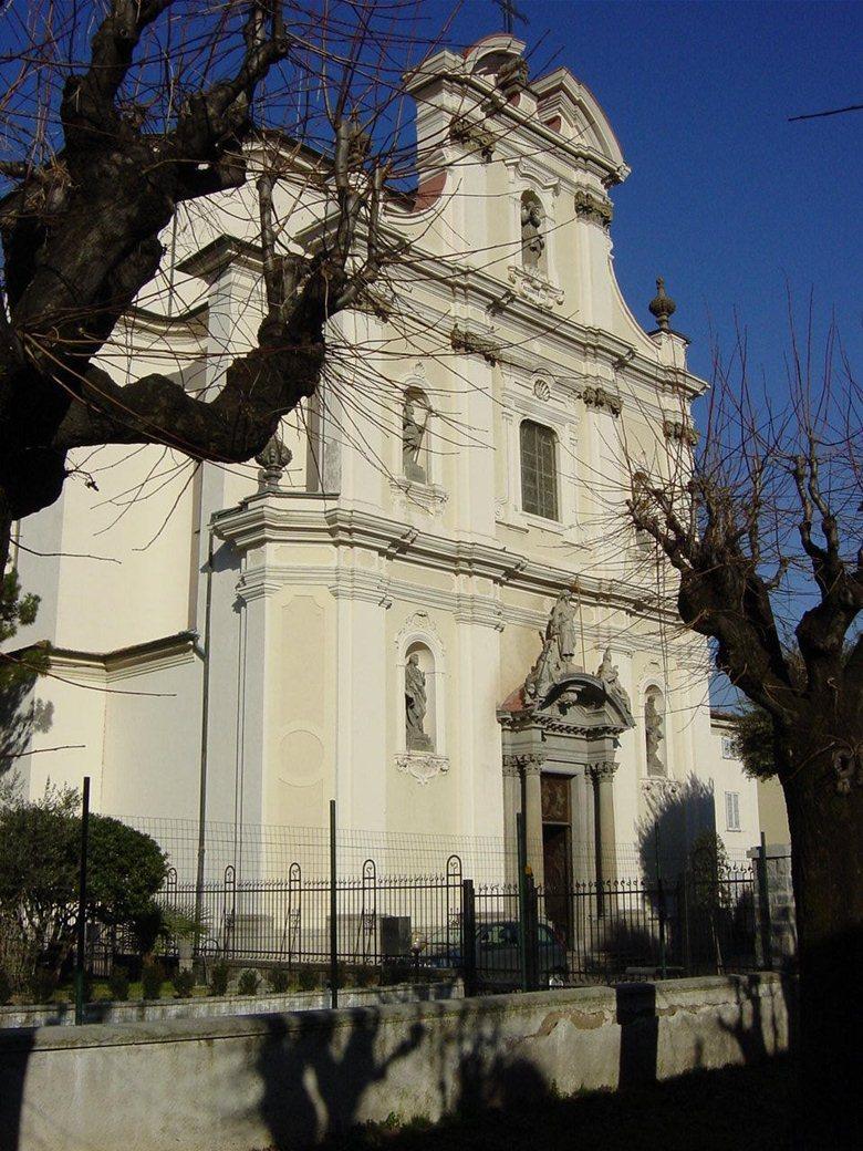 RESTAURO CONSERVATIVO - PARROCCHIA SAN MARTINO - SARNICO (BG)
