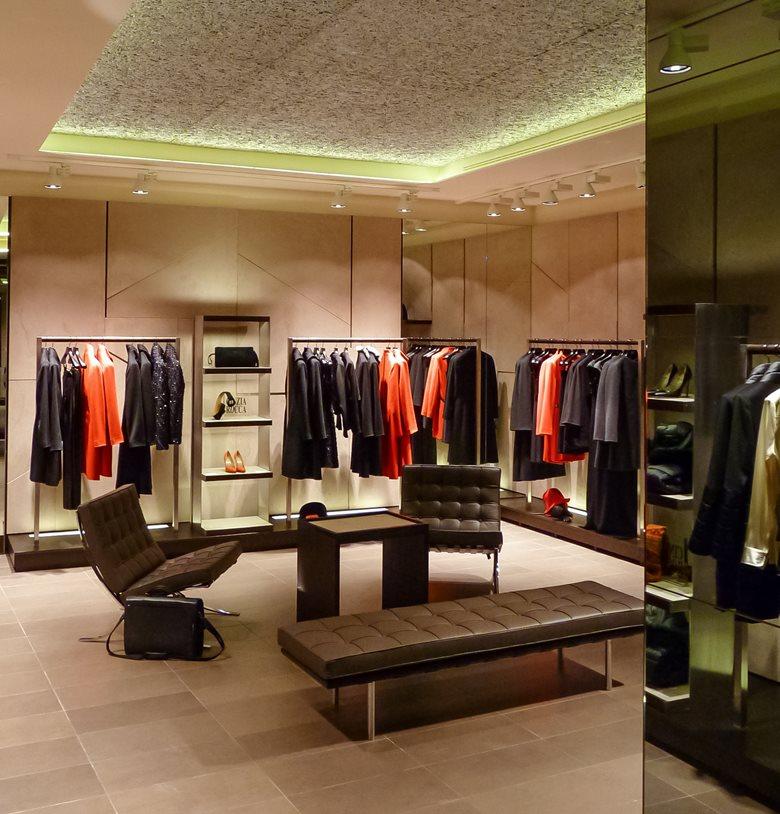 Retail Store - Cinzia Rocca - Milan, Italy   Alessandro Fantetti