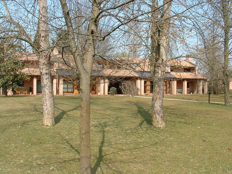 Villa nel veneziano