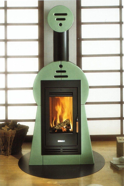 PASSEPARTOUT - ceramic stove