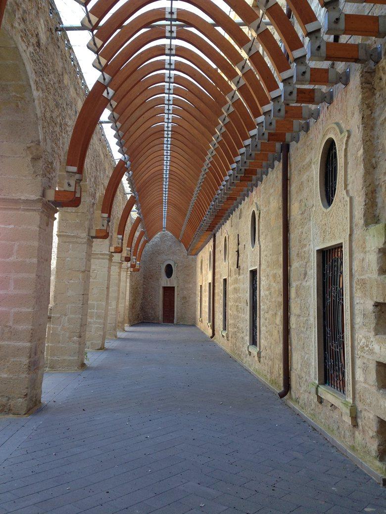 Restauro Collegio dei Gesuiti di Mineo
