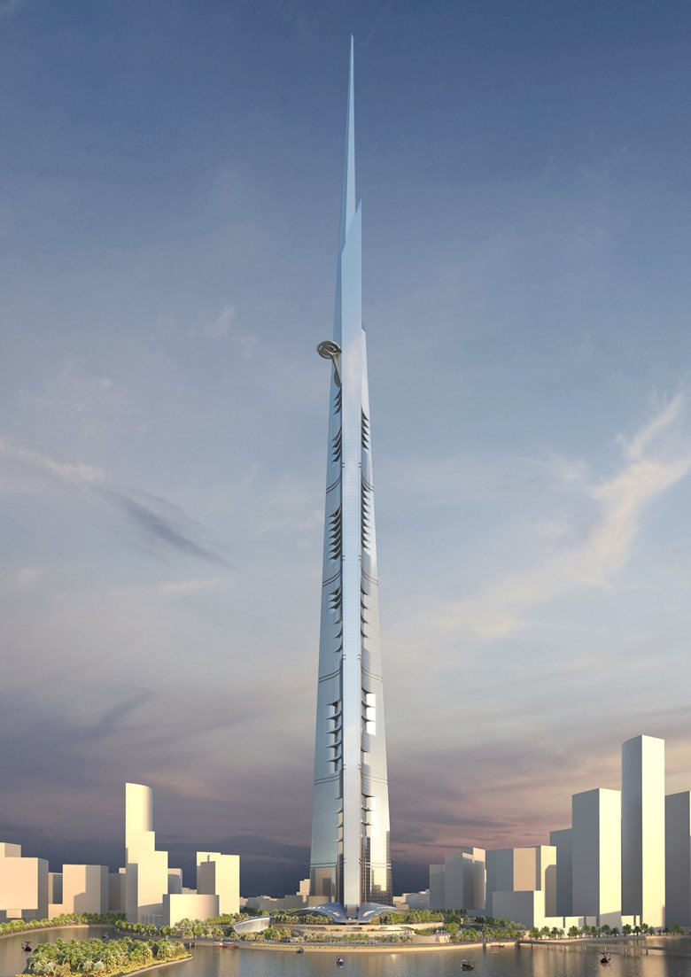 Jeddah Tower | Adrian Smith + Gordon Gill Architecture