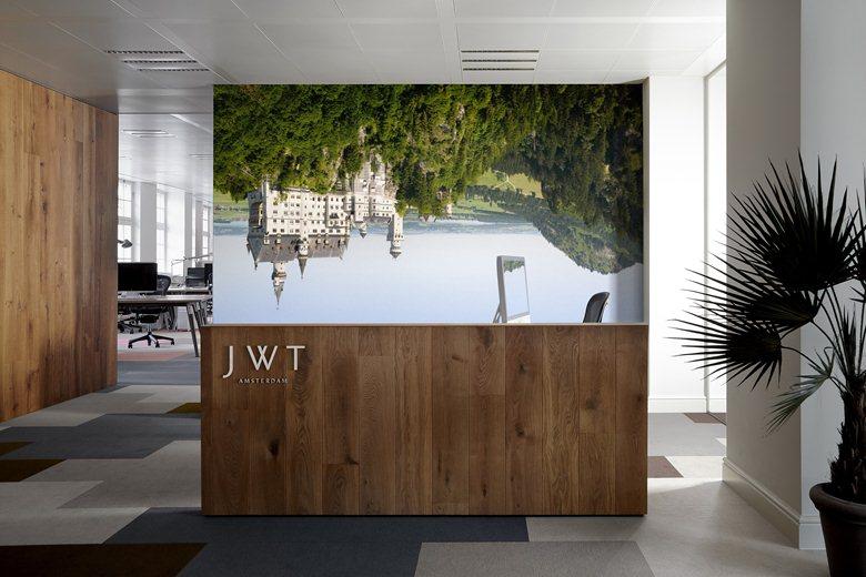 JWT Amsterdam Office Interior