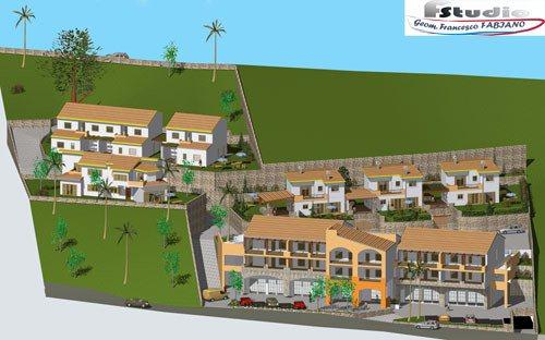 Realizzazione di un complesso immobiliare