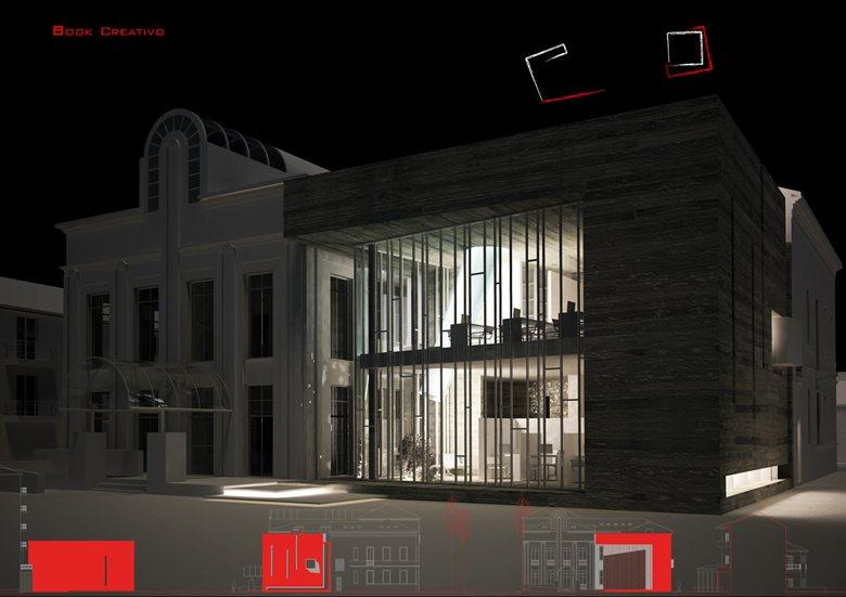 RIQUALIFICAZIONE palazzo comunale e nuova sede consiliare