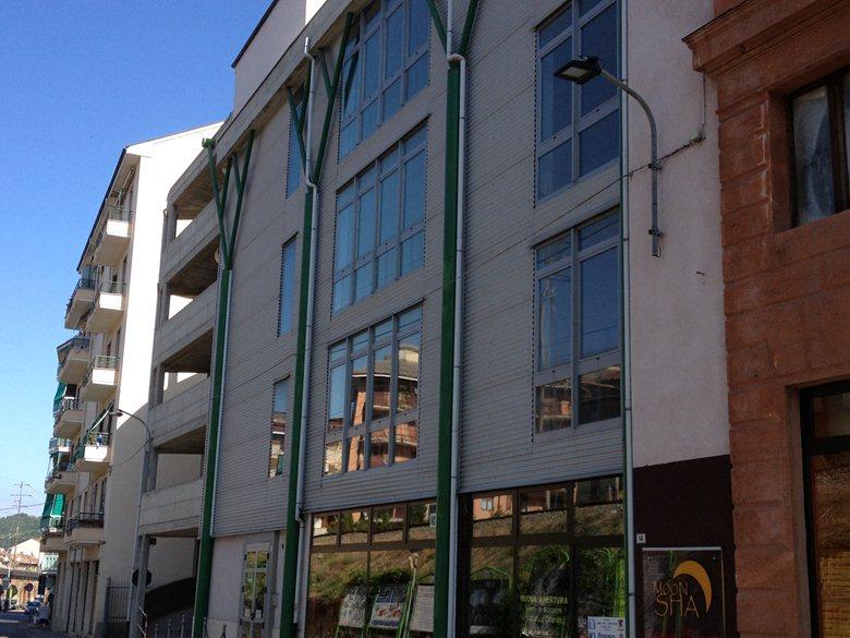 Parking ed Uffici ex Teatro Garibaldi