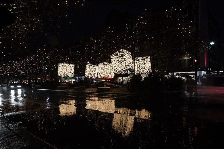 Weihnachtsbeleuchtung Kurfürstendamm