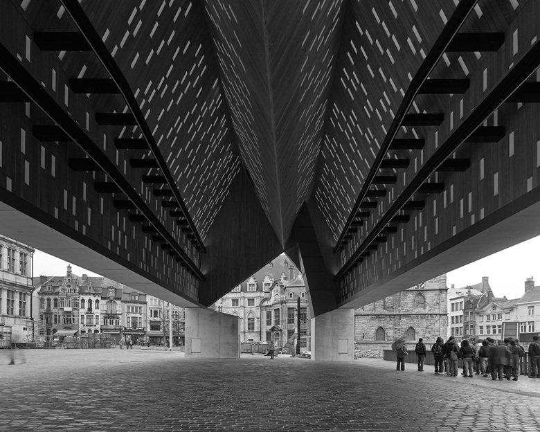 Market Hall Ghent