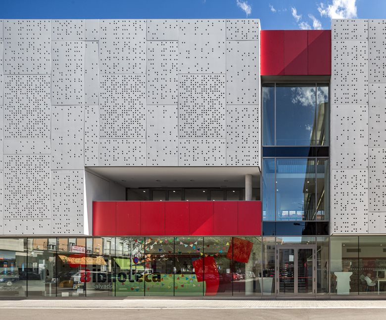 Biblioteca Salvador Vives Casajuana