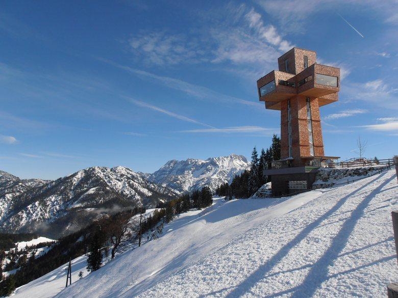 JAKOBSKREUZ - stone veneer Mix Tirol
