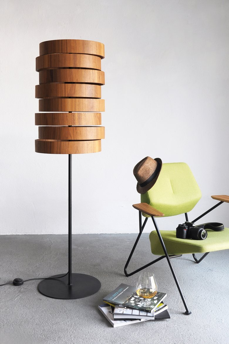 Rinocca floor lamps collection