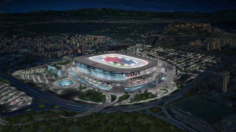 Nuovo Stadio di Cagliari