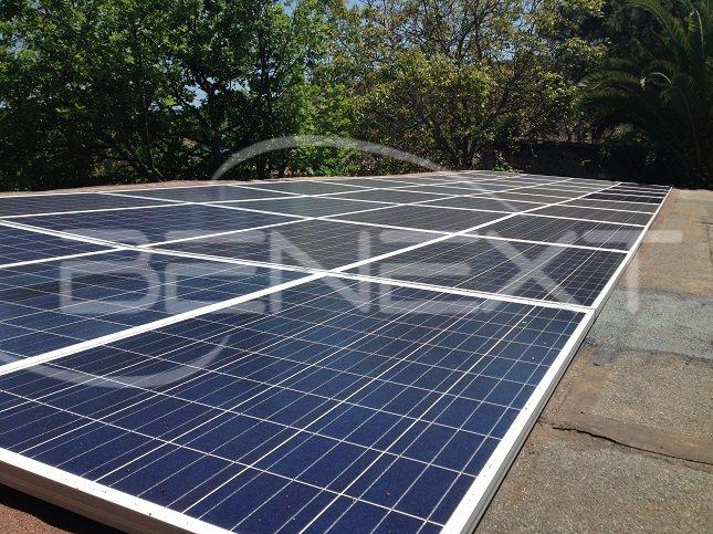 Impianto fotovoltaico 9 kW per cantina vinicola