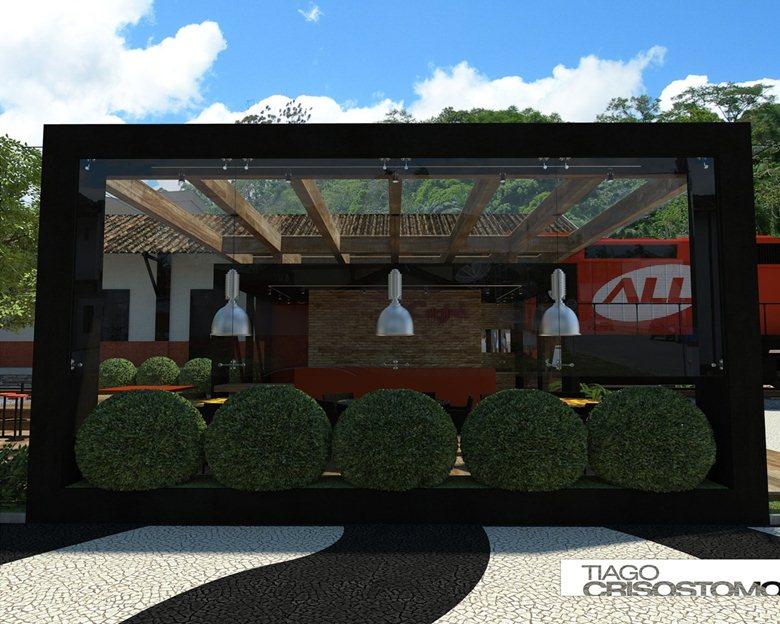 Quiosque Café | Coffee Kiosk