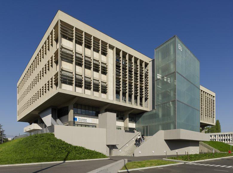 Bibliothèque universitaire des Sciences