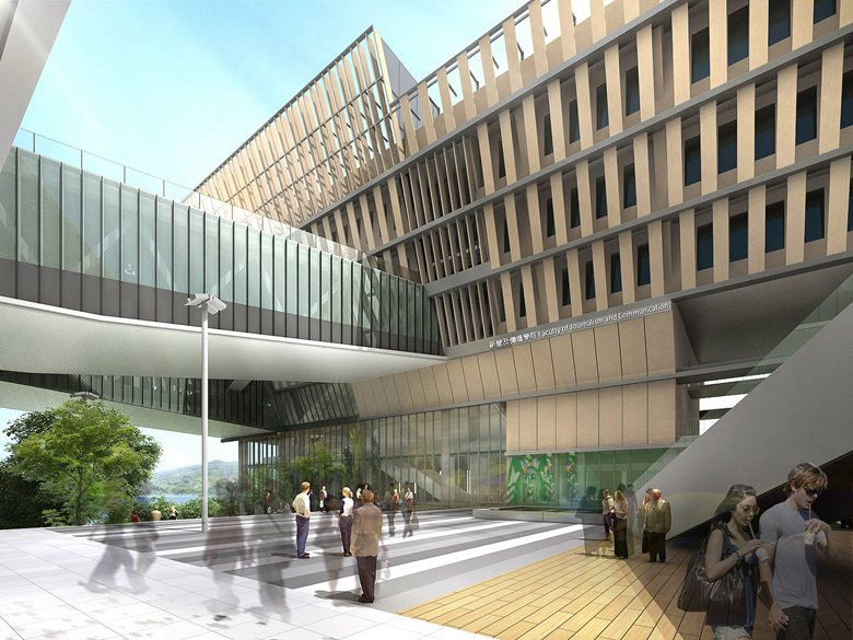New Campus Development of Chu Hai College of Higher Education