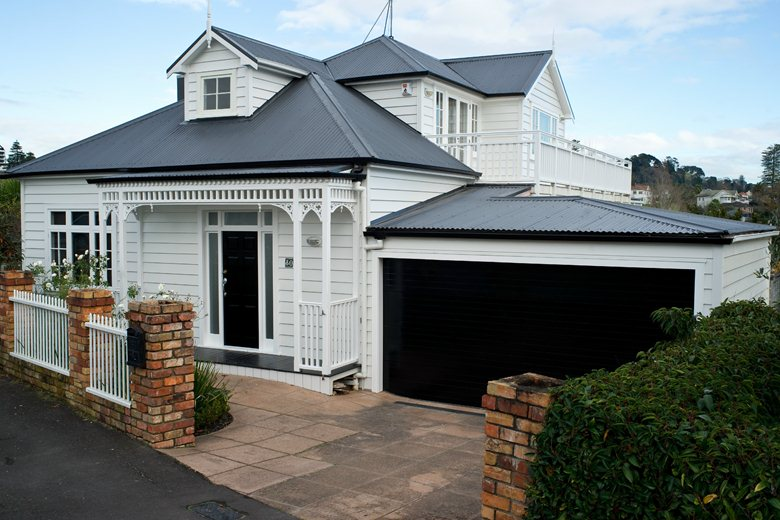 Hill Residence Auckland New Zealand