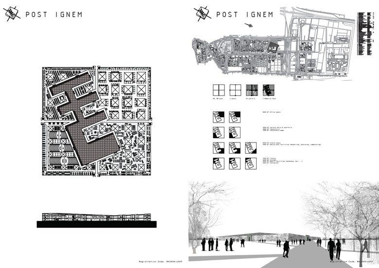 POST IGNEM. Nuova facoltà di Architettura di Delft