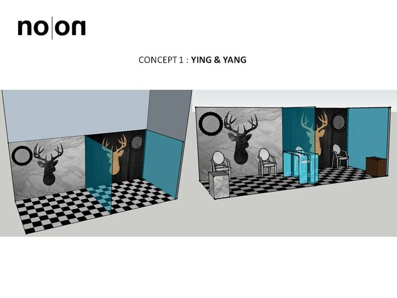 Design Junction exhibition stand