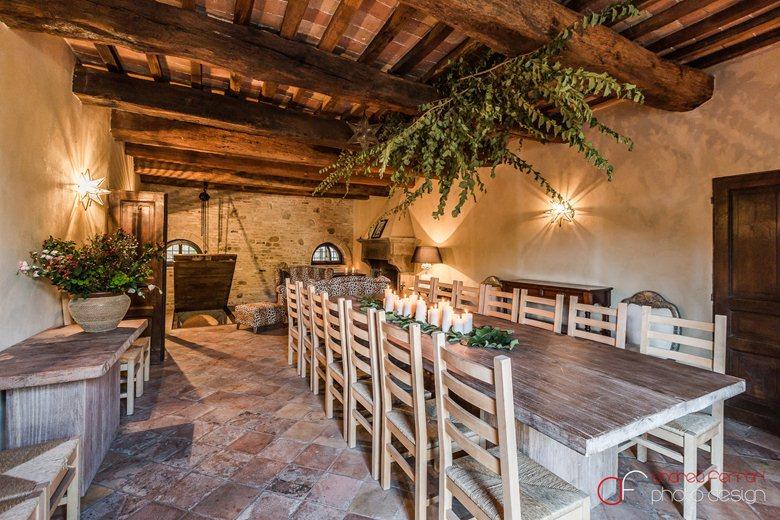 Villa Privata Meleto
