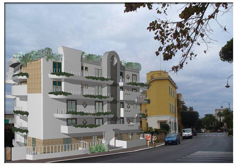 Appartamenti per civile abitazione.