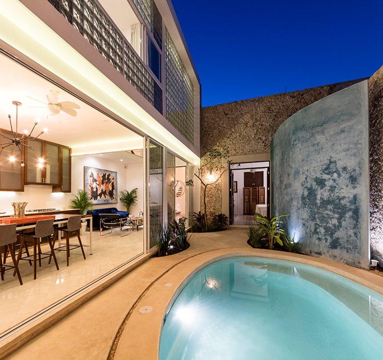 Diphanous House | Taller Estilo Arquitectura S de RL de CV