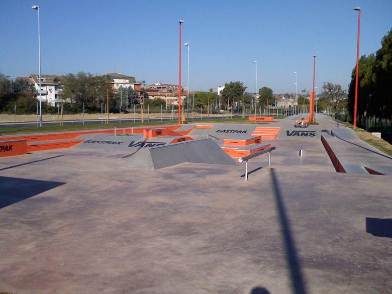 skatepark CIVITANOVA MARCHE