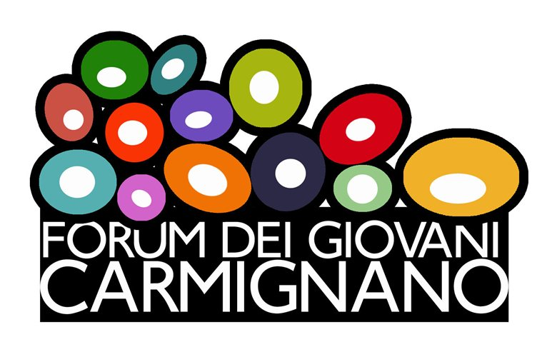 Logo per il Forum dei Giovani di Carmignano